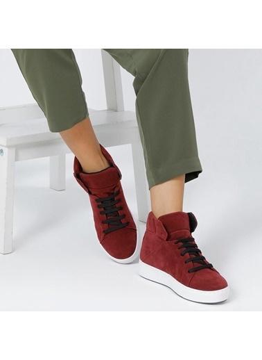 Butigo Ayakkabı Bordo